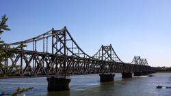 丹东景点-中朝友谊桥