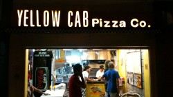 长滩岛美食-Yellow Cab Pizza(S2店)(Yellow Cab Pizza(S2店))