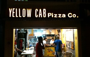 菲律宾美食-Yellow Cab Pizza(S2店)