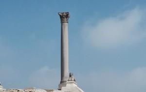 【庞贝图片】埃及掠影(三):庞贝柱遗址、亚历山大港、金字塔声光秀