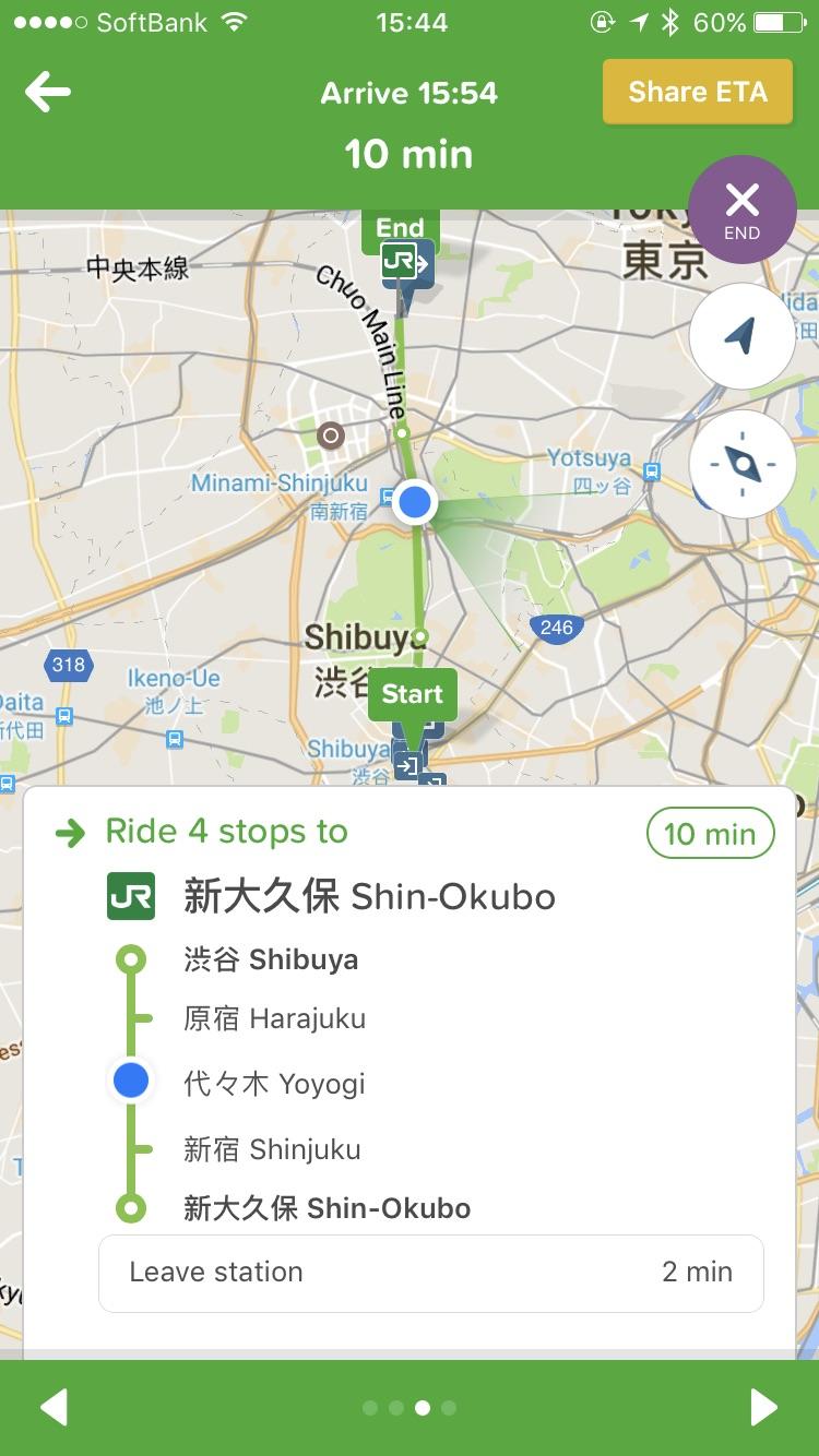 第一次日本东京自由行
