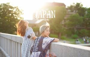 【大阪图片】【蜂首纪念】❤关小美×兔美酱❤关西,梦游记