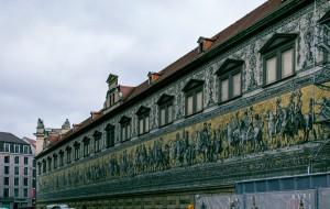 【德累斯顿图片】德国-德累斯顿老城-茨温格宫