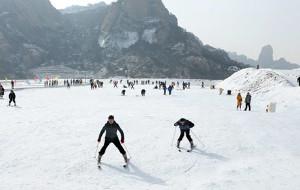 日照娱乐-五莲山滑雪场