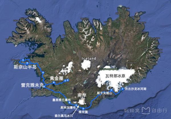 """冰岛冬季,除了""""蓝洞""""""""极光""""还有什么,让我们一起去发现吧!"""