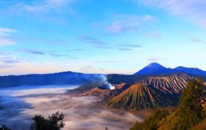 【东爪哇图片】布罗莫-宜珍,寻找那流逝的岩浆