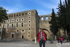 土耳其埃及十八天探险之旅...土耳其阿斯潘多斯圆形古剧场随拍