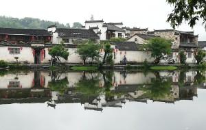 【宏村图片】云之徽游下篇~ 黄山、宏村、屯溪老街