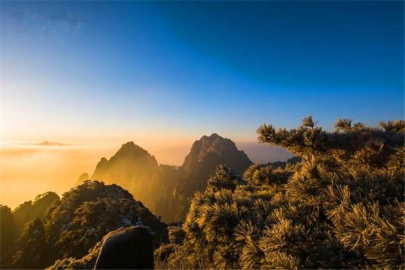 安徽 黄山风景区官方电子票(凭身份证取票/随订随进)