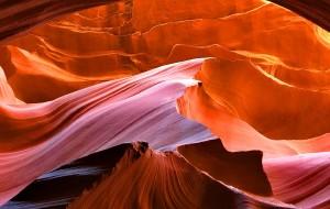【亚利桑那图片】美西掠影----图记羚羊彩穴