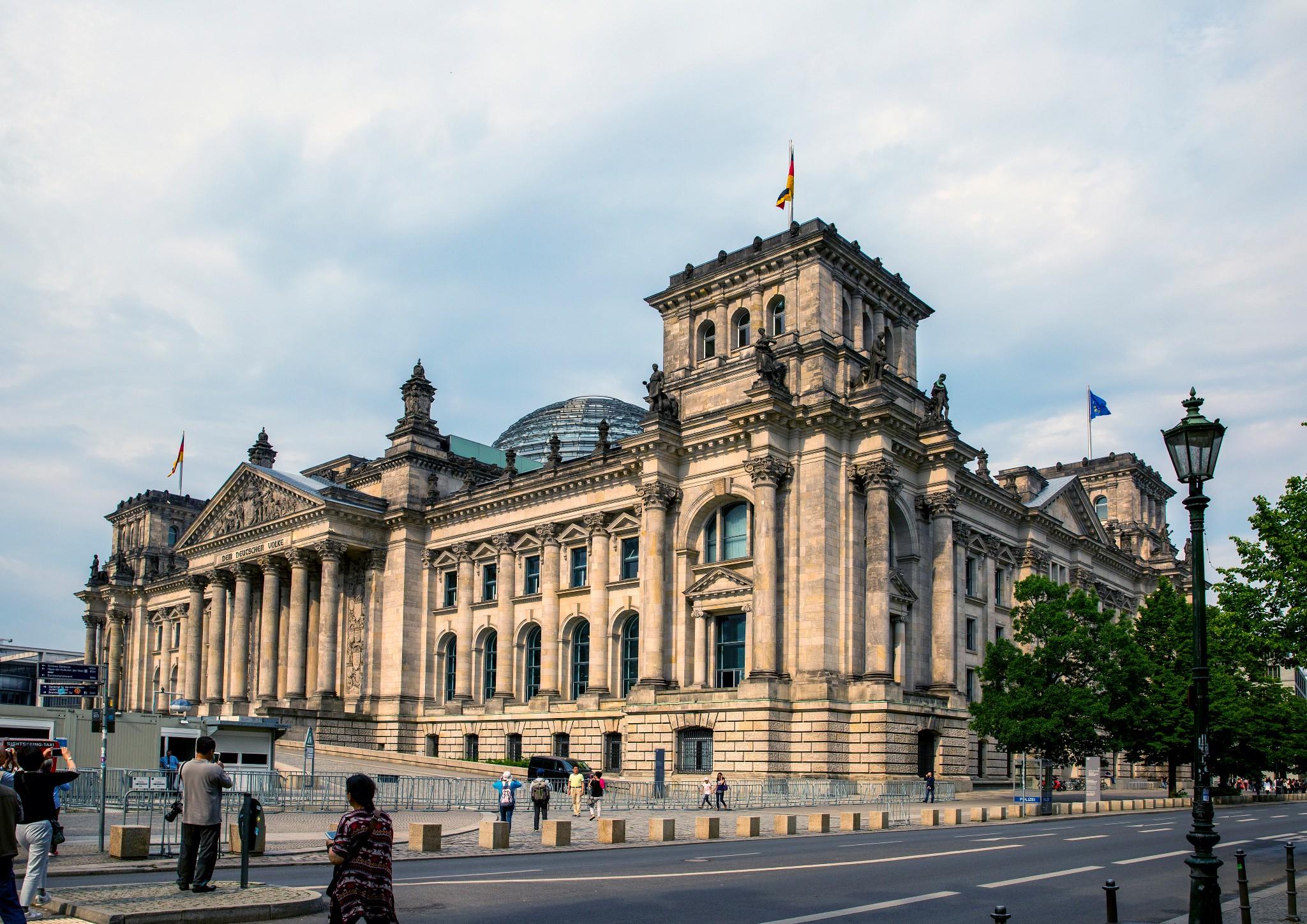 德国-柏林-勃兰登堡,国会大厦,洪堡大学,柏林大教堂,柏林墙_游记