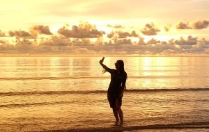 【亚庇图片】风下之乡•沙巴Sabah→上天下海趴趴走 遇见色彩斑斓的『亚庇Api』|【棉婚】纪念