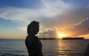 【基韦斯特图片】追赶美国最南端Keywest的日落