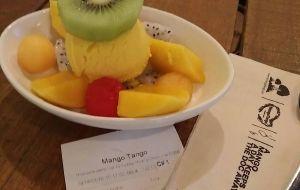 泰国美食-Mango Tango