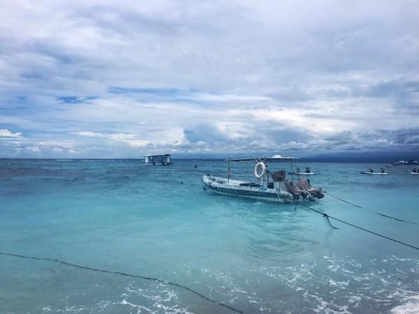 巴厘岛出海旅行