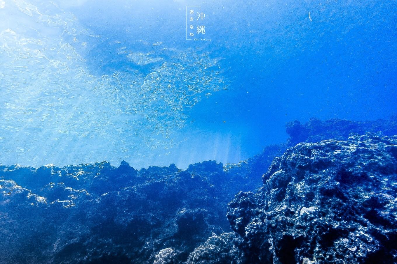 青之洞窟 潜水