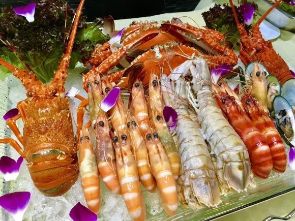 深圳-外伶仃岛海馨度假酒店海鲜美食节双人套餐(饕餮海鲜自助餐 深圳