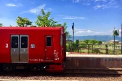 悠悠夏日北九州-日本特色火车之旅