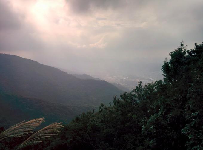 深圳园山风景区