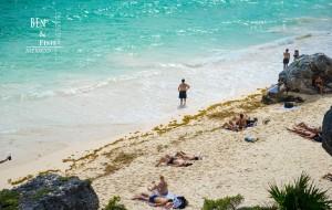 【坎昆图片】#笨鱼·行 第三站# 白平衡,墨西哥在左,古巴在右 | 墨西哥古巴十一日行
