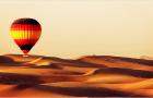 邂逅迪拜/尽享情侣浪漫一日之旅(热气球+游艇+帆船海底餐)