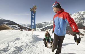 萨尔茨堡娱乐-奥地利萨尔巴赫辛特格兰滑雪场