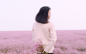 【鄱阳湖图片】寥子花开   遇见粉色鄱阳湖