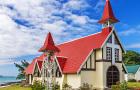 毛里求斯 北部人文风情悠闲一日游(红顶教堂/路易港/大湾/皇家植物园)