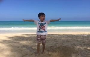 【夏威夷图片】夏威夷风情之              阳光  沙滩   海浪  仙人掌  还有一个童话月光……