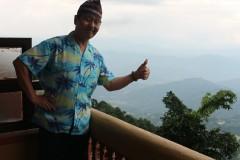 南亚尼泊尔佛教之行...喜马拉雅山的观景台纳加阔特风景区随拍