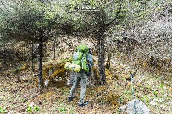 二郎山红岩顶观星行摄纪录片 大量来之不易的延时摄影 航拍素材
