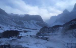 【东北图片】千里冰封万里雪飘的北国风光——哈尔滨,雪乡,长白山,吉林雾凇