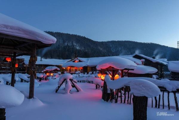赴一场不一样的冬天盛宴