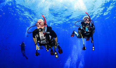巴厘岛 八丹拜深潜一日游(体验深潜 酒店接送 美味午餐)