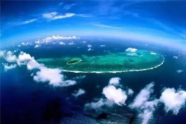 只有中国人才能去的海岛,十一就去这里