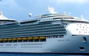 【那霸图片】皇家加勒比海洋水手号—长崎、冲绳6天5晚游记
