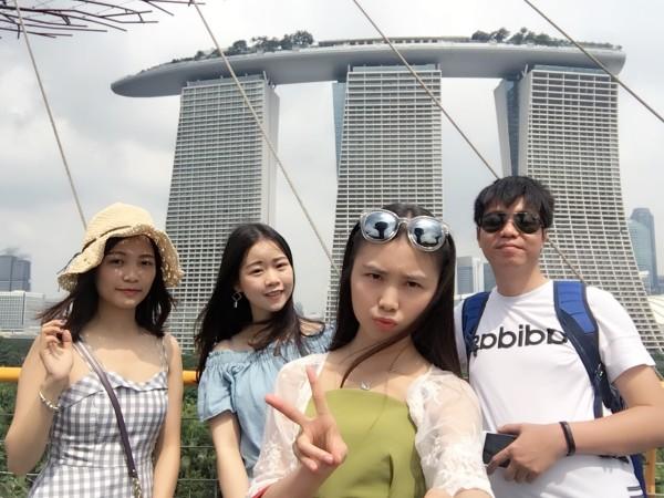 第一次坐飞机,第一次出国—4天3夜新加坡暴走之旅(多图)