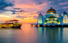 吉隆坡马六甲古城+鸭子船一日游(玩透马来西亚)