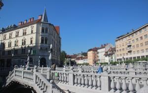 【卢布尔雅那图片】东欧七国之旅(五)--------绿色多彩的斯洛文尼亚
