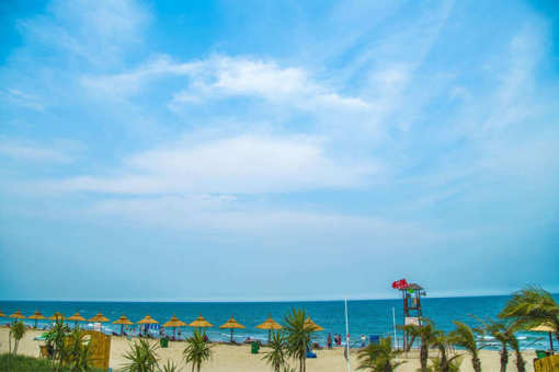 海滨浴场区:渔岛属于国家海洋类型自然保护区中心位置,拥有原生态的