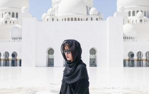 【阿布扎比图片】沙漠情怀 | 迪拜、阿布扎比的五日花样漫游