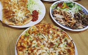 英国美食-Jaffa Restaurant