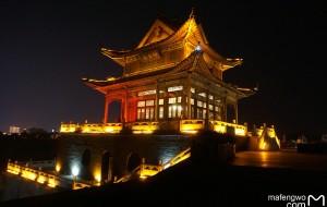 【襄阳图片】襄阳:古城墙+仲宣楼+唐城+名人蜡像馆+习家池