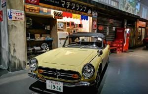 東京娛樂-豐田汽車展覽館