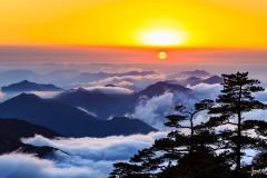 你是爱,是暖,是黄山的处处美景如画
