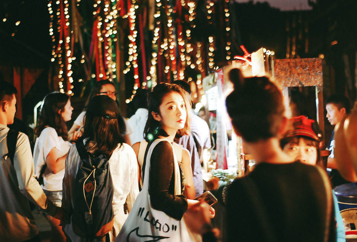 Yan Gou's Travel Notes: Exploring the Mystery in the Aesthetic Hole of Bangkok
