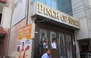 阿格拉美食-Pinch of Spice
