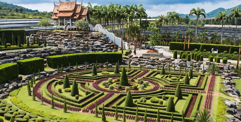 是摄影,休闲,文化体验的圣地 景点介绍 东芭乐园可参观兰花园,动物园