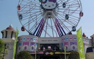 【安吉图片】腾小爷在杭州Hello Kitty猫乐园里耍一耍!