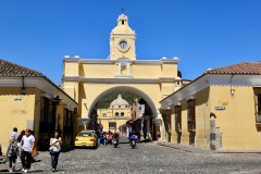 危地马拉游(一)危地马拉城与安提瓜